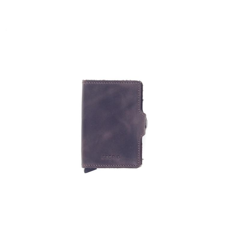 Secrid accessoires portefeuille d.bruin 180541