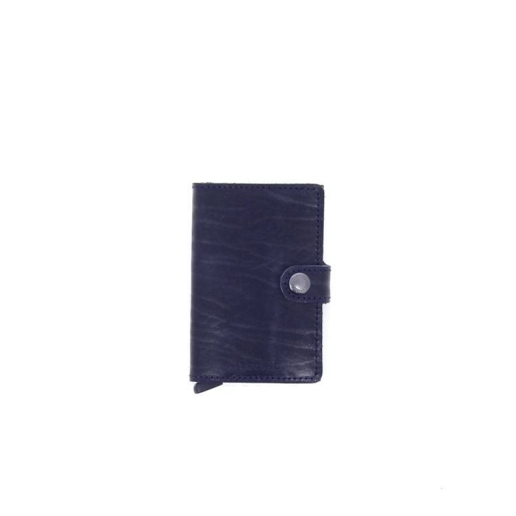 Secrid accessoires portefeuille donkerblauw 180512