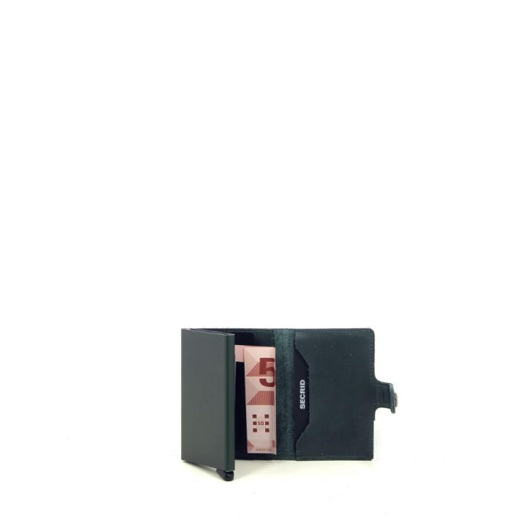 Secrid accessoires portefeuille groen 200452