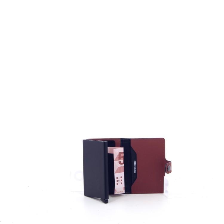 Secrid accessoires portefeuille roest 185911