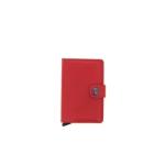Secrid accessoires portefeuille rood 180524