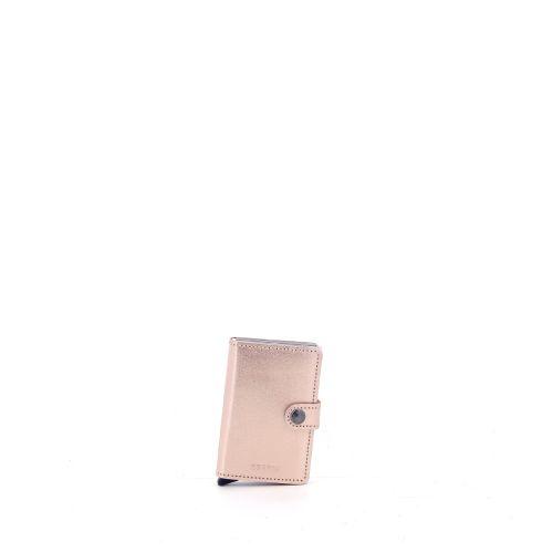 Secrid accessoires portefeuille rose 180542