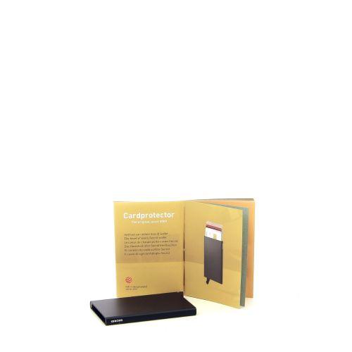 Secrid accessoires covers zwart 180503