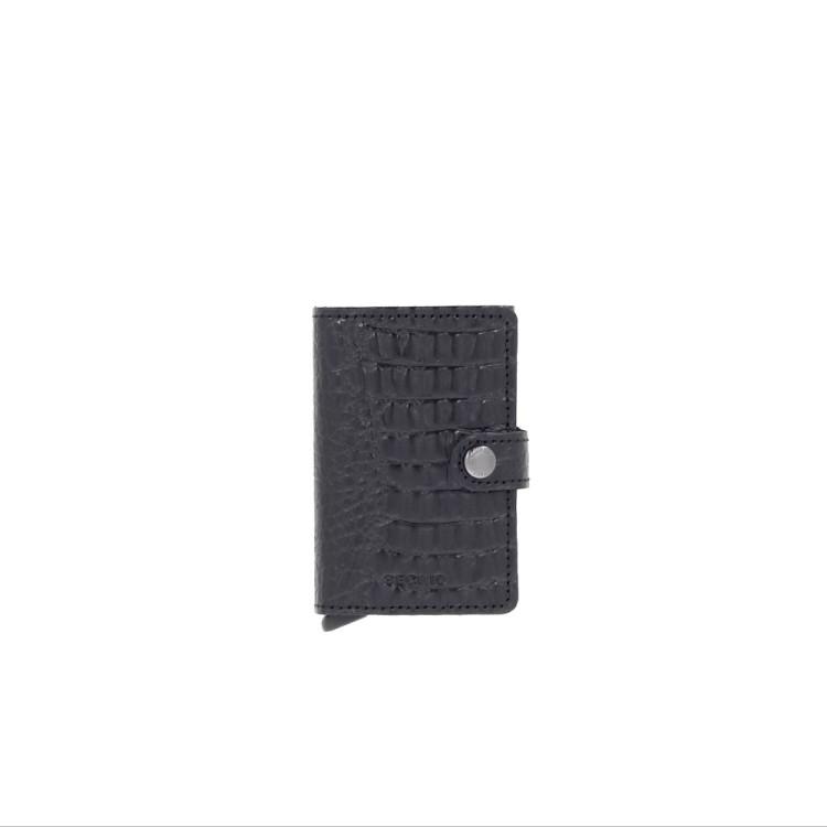 Secrid accessoires portefeuille zwart 180516