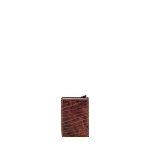 Secrid  portefeuille bruin 185917