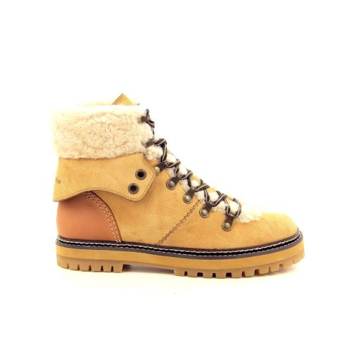 See by chloe  boots camel 188716