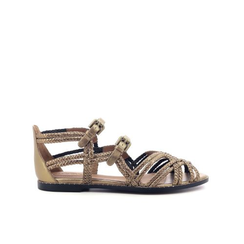 See by chloe damesschoenen sandaal brons 202795