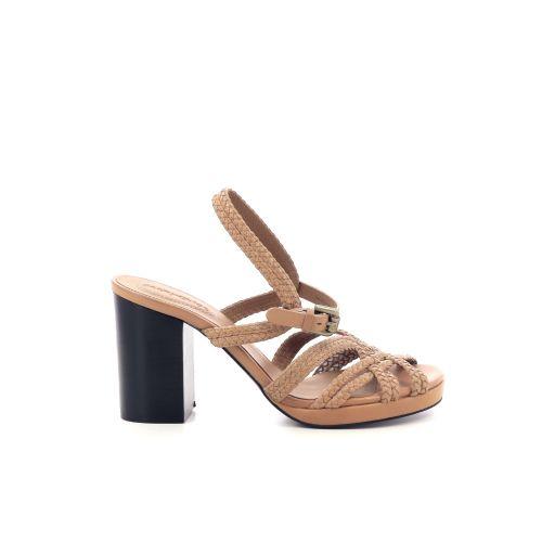 See by chloe damesschoenen sandaal naturel 202799