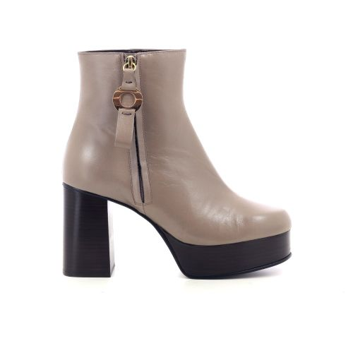 See by chloe damesschoenen boots taupe 208980