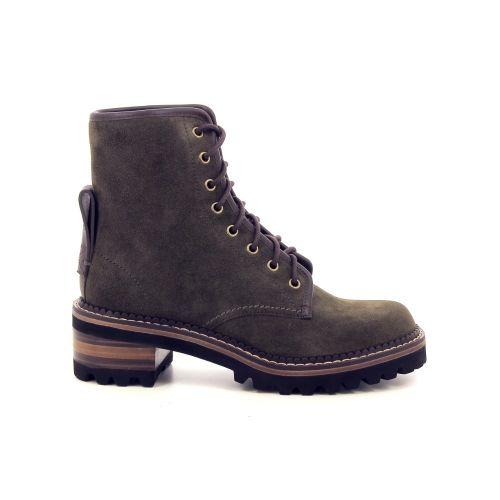 See by chloe  boots kaki 188715