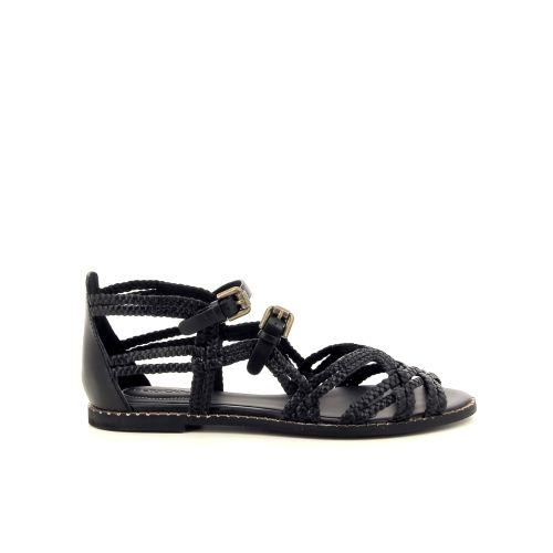 See by chloe koppelverkoop sandaal zwart 198013