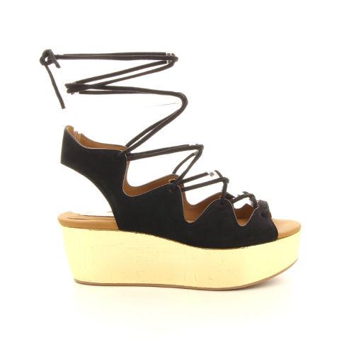See by chloe koppelverkoop sandaal zwart 10058