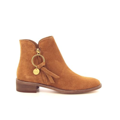 See by chloe  boots naturel 188713