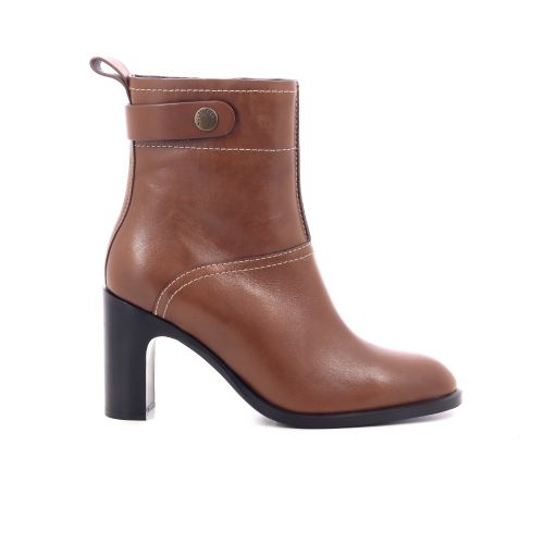 See by chloe  boots naturel 208978