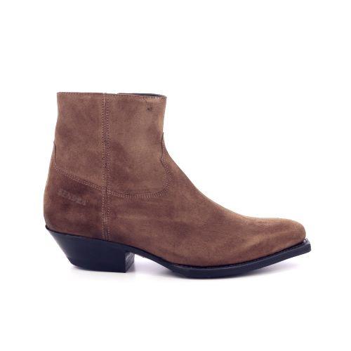 Sendra  boots naturel 199205