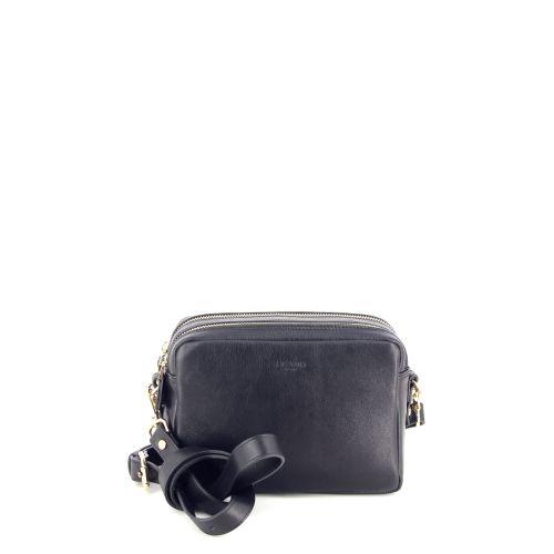 Sgamo solden handtas zwart 197457