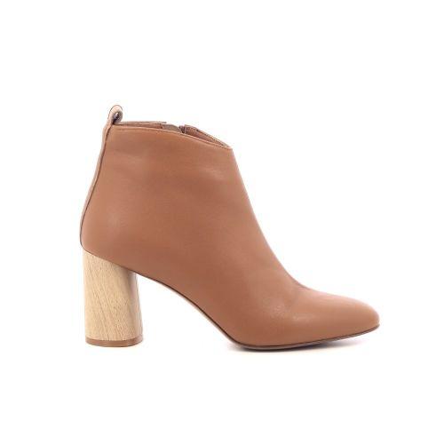 Shi's damesschoenen boots naturel 206235