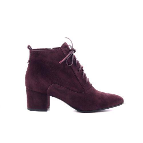 Shi's damesschoenen boots rood 210675