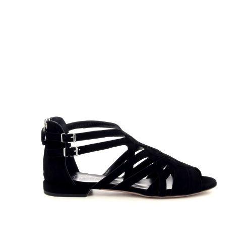 Shi's damesschoenen sandaal zwart 194722