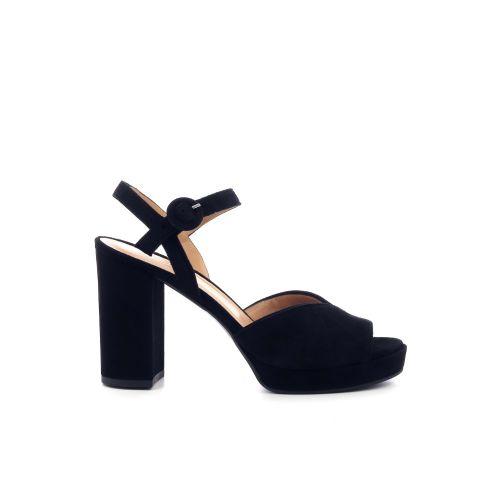 Shi's damesschoenen sandaal zwart 206229