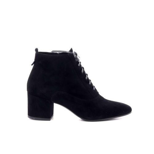 Shi's damesschoenen boots zwart 210673