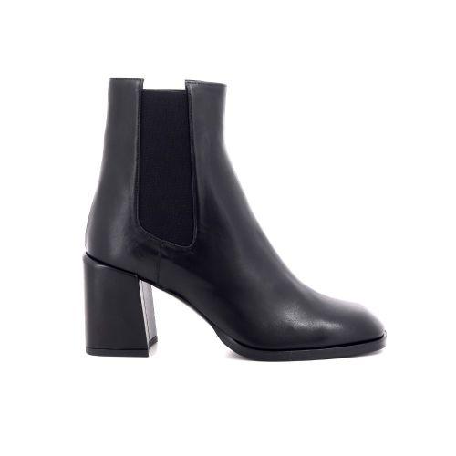 Shi's damesschoenen boots zwart 210678