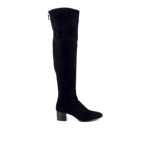 Shi's damesschoenen laars zwart 210681