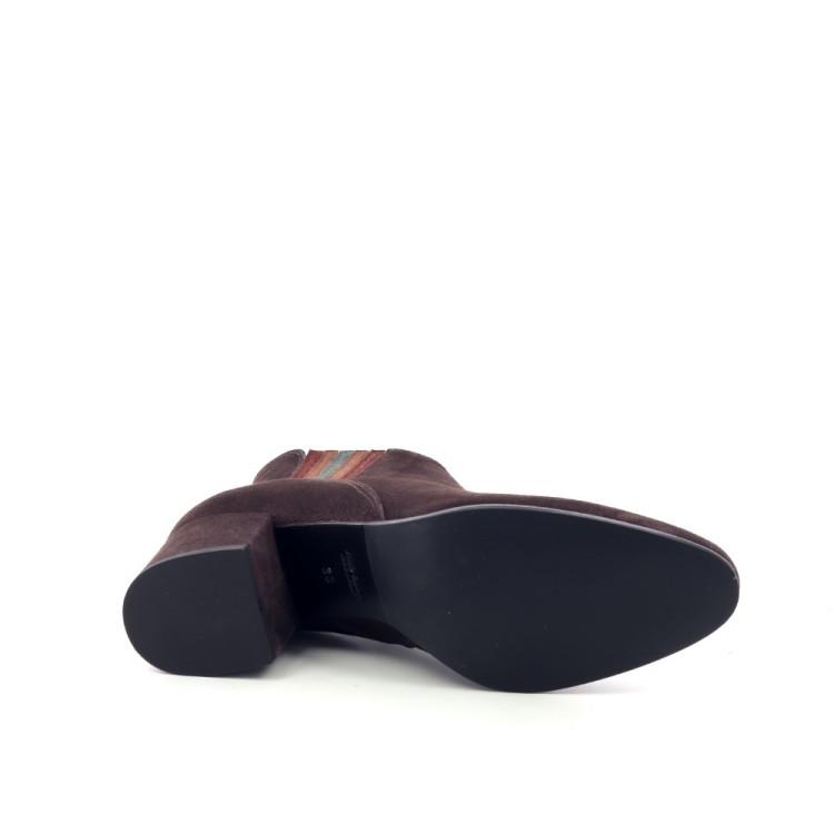 Shi's damesschoenen boots bruin 200418