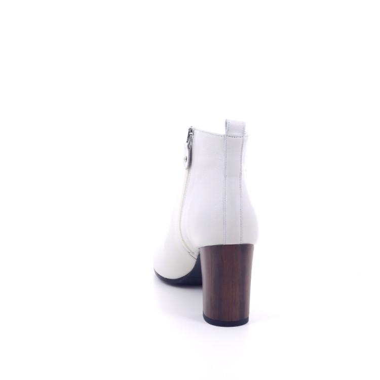 Shi's damesschoenen boots ecru 200420