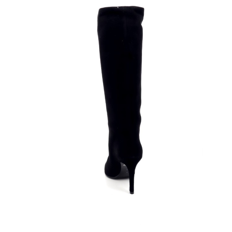 Shi's damesschoenen laars zwart 200427