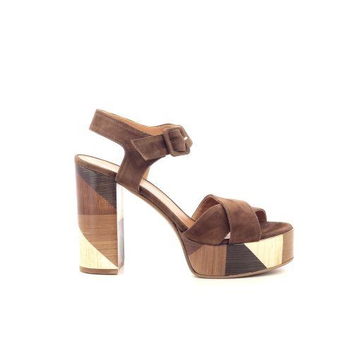 Shi's  sandaal ecru 206230