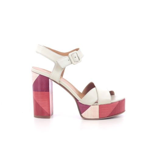 Shi's solden sandaal ecru 206230