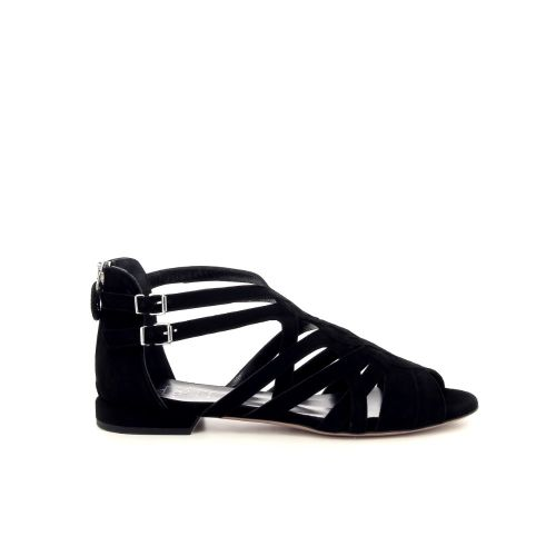 Shi's solden sandaal zwart 194722