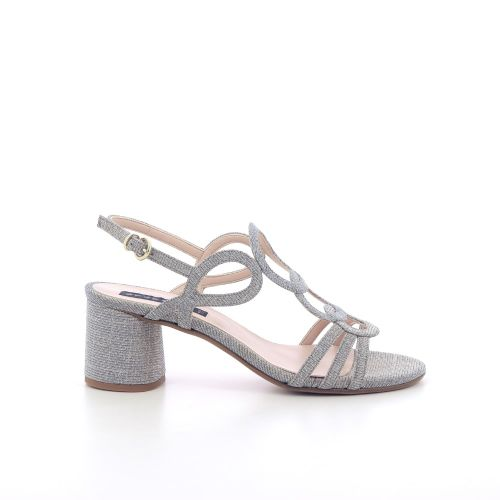 Silvana damesschoenen sandaal platino 205540