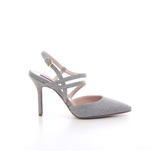 Silvana damesschoenen sandaal platino 205553