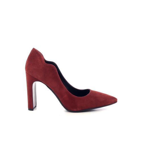 Silvana damesschoenen pump roest 209717