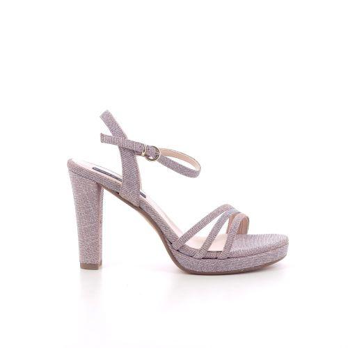 Silvana damesschoenen sandaal rose 205547