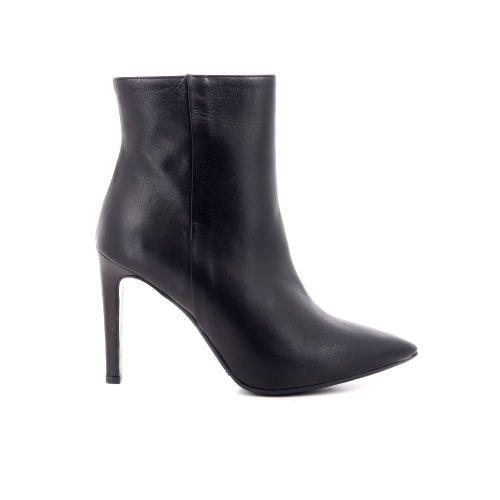 Silvana damesschoenen boots zwart 209725