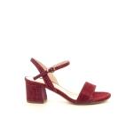 Silvana damesschoenen sandaal rood 205545