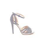 Silvana damesschoenen sandaal zilver 176308