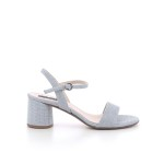 Silvana damesschoenen sandaal zilver 205545