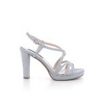 Silvana damesschoenen sandaal zilver 205551