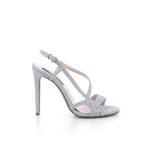 Silvana damesschoenen sandaal zilver 205554