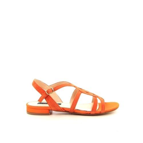Silvana koppelverkoop sandaal oranje 171570
