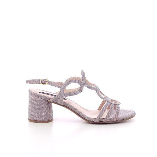 Silvana  sandaal platino 205540