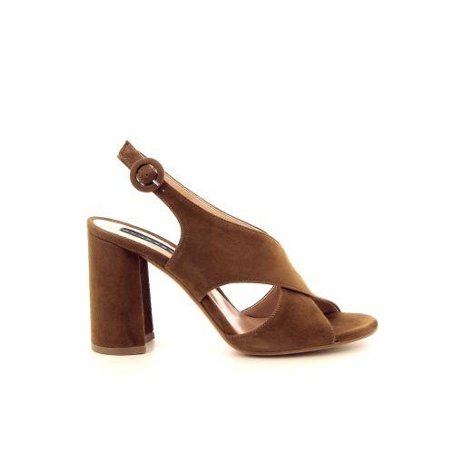Silvana solden sandaal naturel 184446