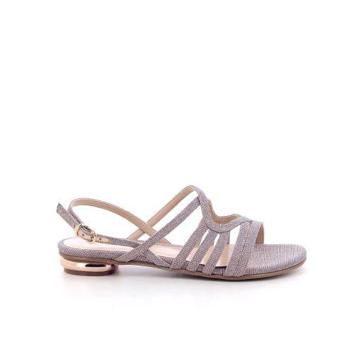 Silvana solden sandaal rose 195129