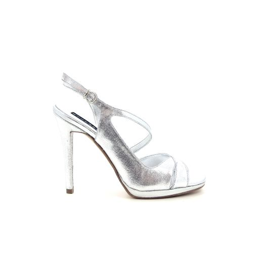 Silvana solden sandaal zilver 184448