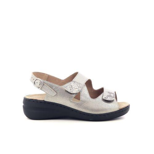 Solidus damesschoenen sandaal brons 203290
