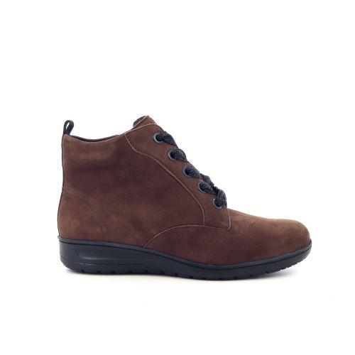 Solidus damesschoenen boots bruin 216717